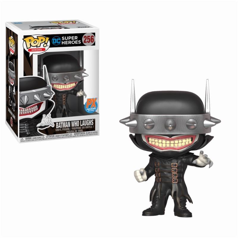 DC COMICS - Bobble Head POP N° 256 - Batman Who Laughs LIMITED
