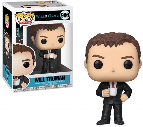 WILL & GRACE - Bobble Head POP N° 966 - Will Truman