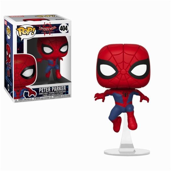MARVEL ANIMATED SPIDERMAN - Bobble Head POP N° 404 - Peter Parker