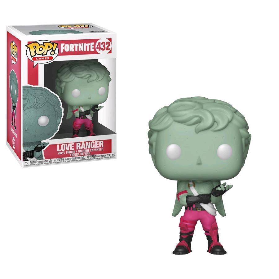 FORTNITE - Bobble Head POP N° 432 - Love Ranger