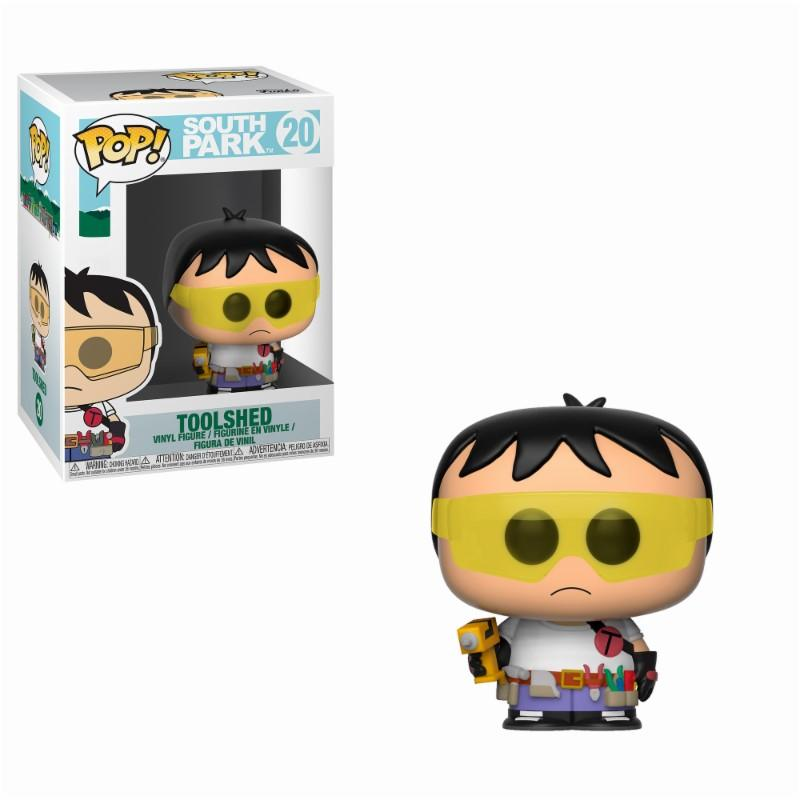 SOUTH PARK - Bobble Head POP N° 20 - Toolshed