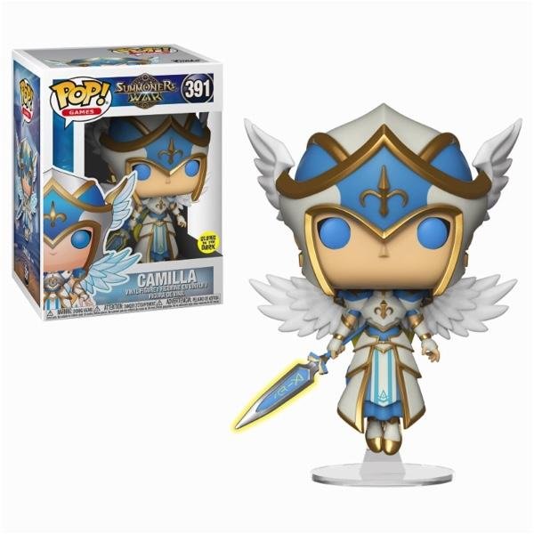SUMMONERS WAR - Bobble Head POP N° 391 - Camilla