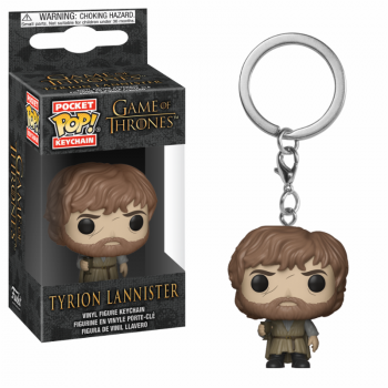 Pocket Pop Keychains : Game of Thrones - Tyrion Lannister