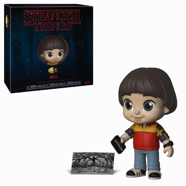 STRANGER THINGS - 5 Star Vinyl Figure 8 cm - Will