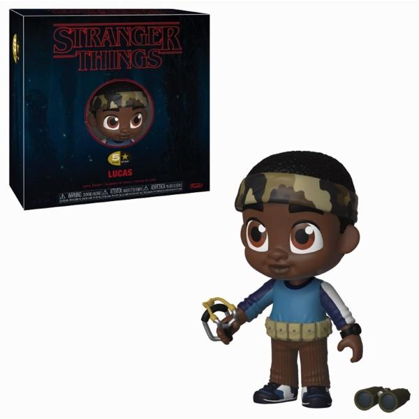 STRANGER THINGS - 5 Star Vinyl Figure 8 cm - Lucas