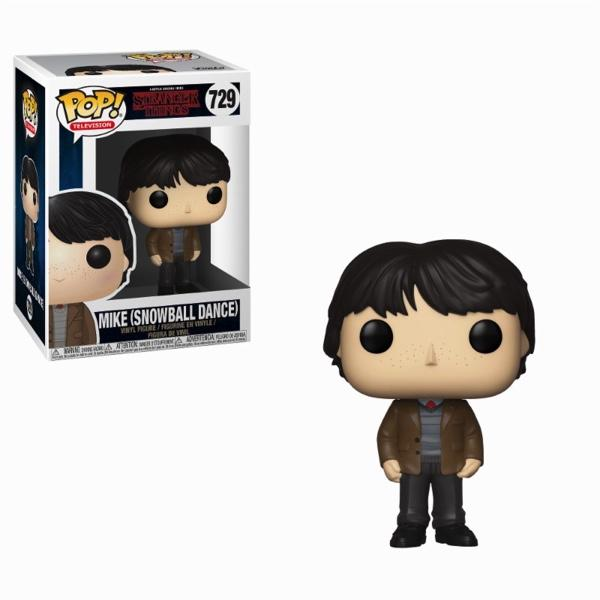 STRANGER THINGS - Bobble Head POP N° 729 - Mike Snowball Dance