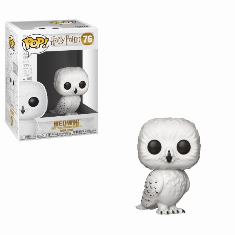 HARRY POTTER - Bobble Head POP N° 76 - Hedwig