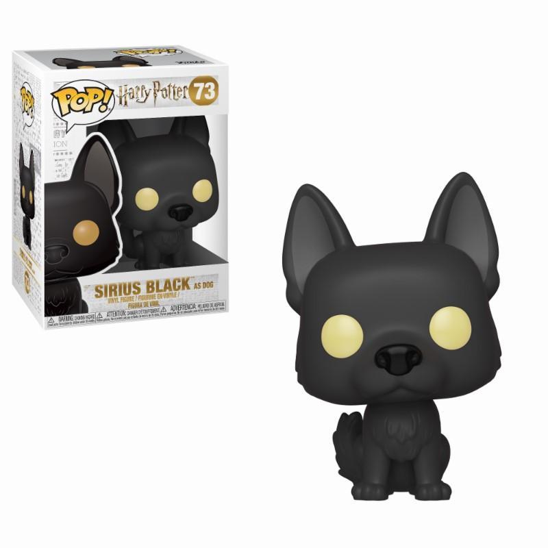 HARRY POTTER - Bobble Head POP N° 73 - Sirius as Dog