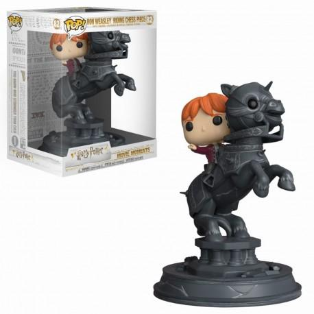 HARRY POTTER - Movie Moments Pop N° 82 - Ron Riding Chess Piece_1