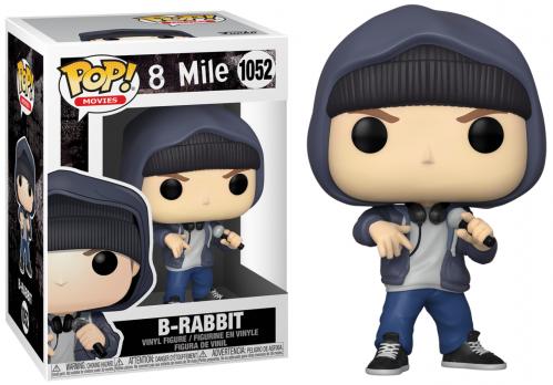 8 MILE - Bobble Head POP N° 1052 - B-Rabbit