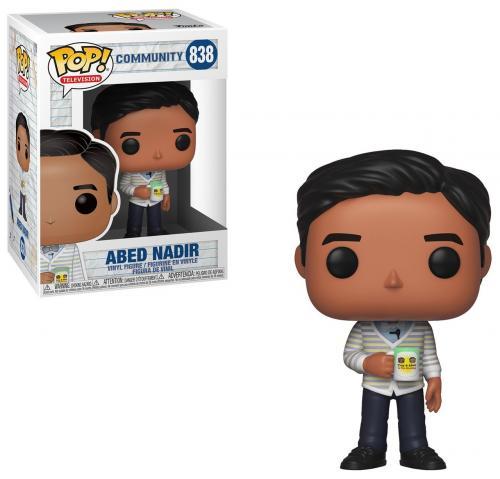 COMMUNITY - Bobble Head POP N° 838 - Abed Nadir