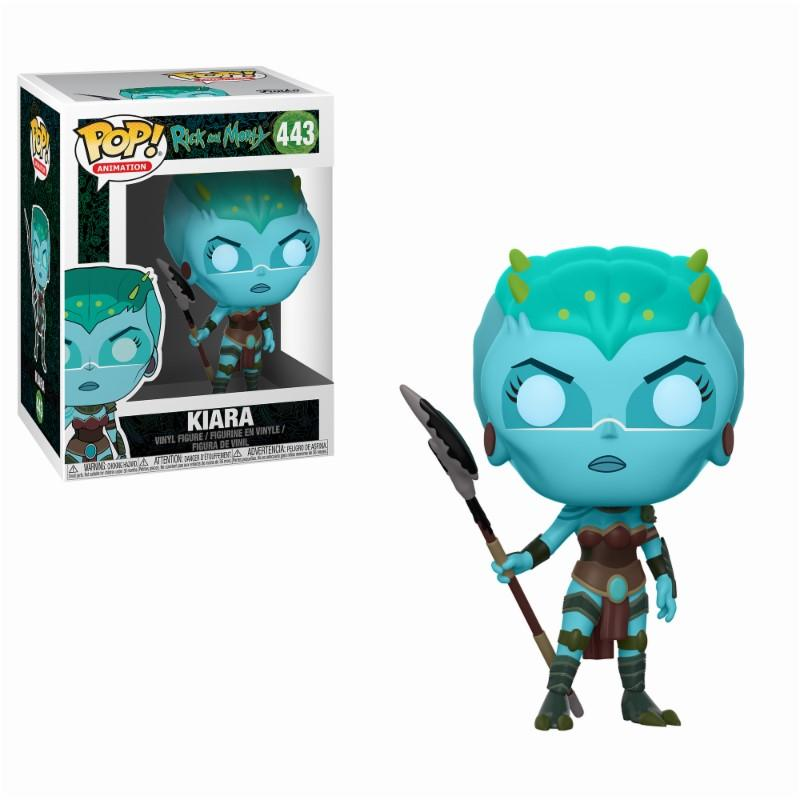 RICK & MORTY - Bobble Head POP N° 443 - Kiara