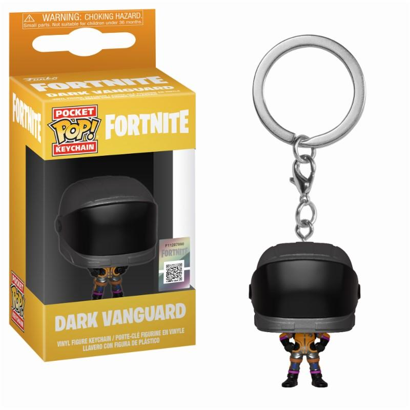 Pocket Pop Keychains : FORTNITE - Dark Vanguard