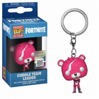 Pocket Pop Keychains : FORTNITE - Cuddle Team Leader