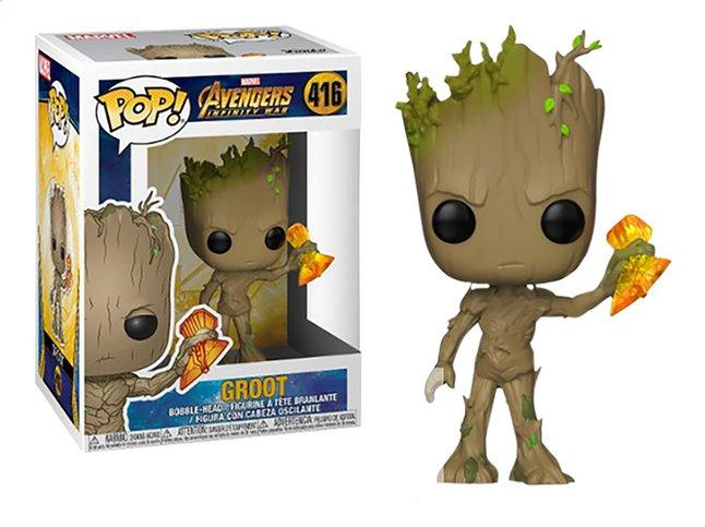 AVENGERS INFINITY WAR - Bobble Head POP N° 416 - Groot Stormbreaker