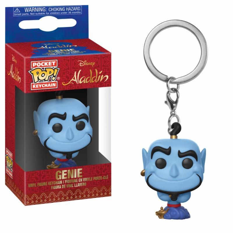 DISNEY - Pocket Pop Keychains : Aladdin - Genie