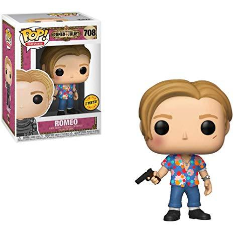 ROMEO & JULIET - Bobble Head POP N° 708 - Romeo CHASE EDITION