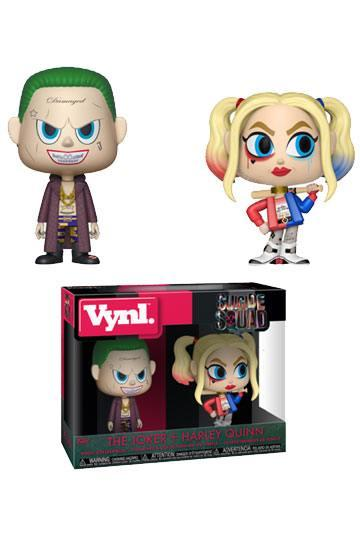 SUICIDE SQUAD - Funko VYNL 2-Pack - Joker & Harley Quinn