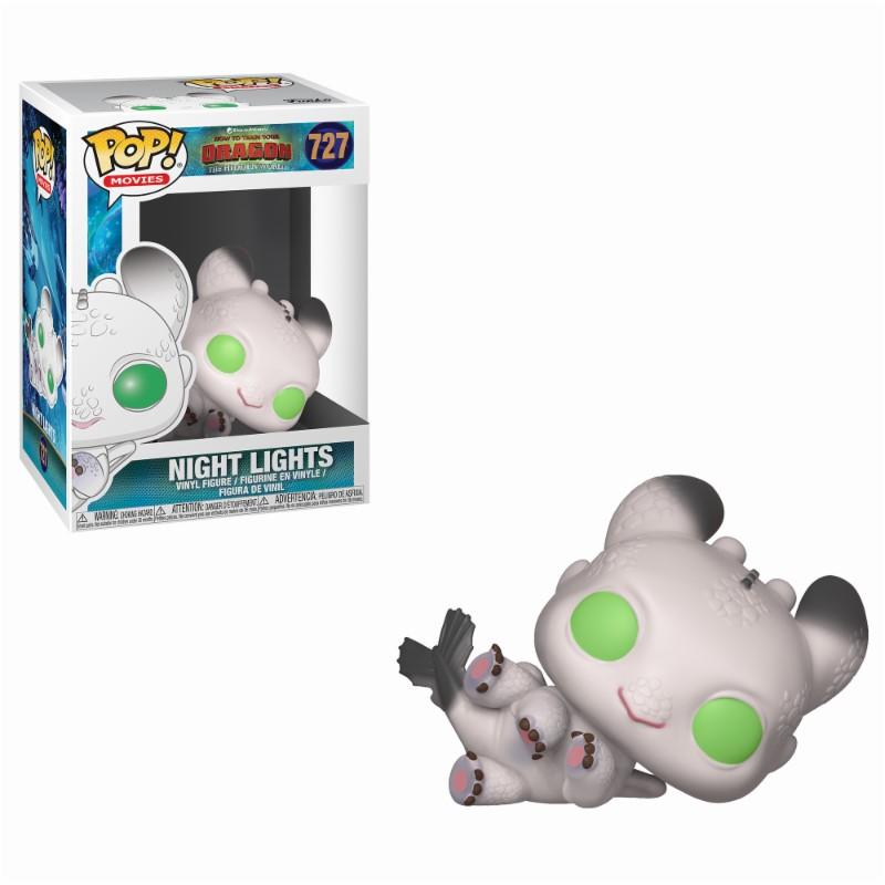 DRAGON 3 - Bobble Head POP N° 727 - Night Lights