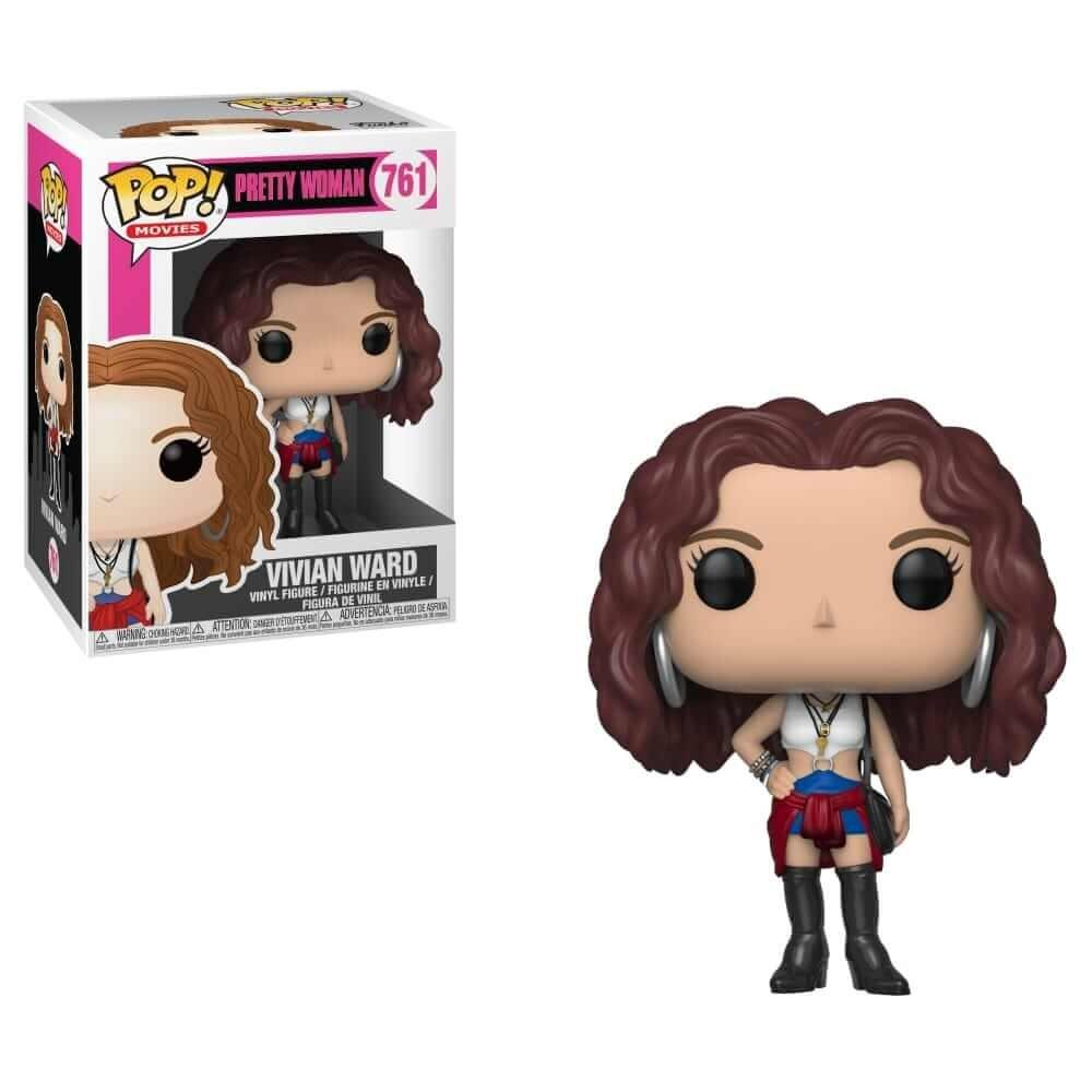 PRETTY WOMAN - Bobble Head POP N° 761 - Vivian