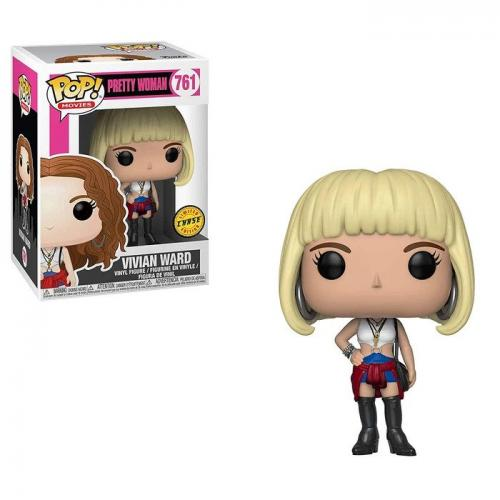 PRETTY WOMAN - Bobble Head POP N° 761 - Vivian CHASE EDITION