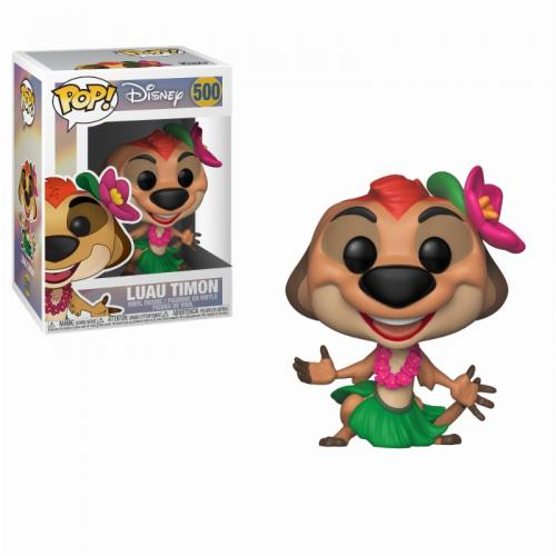 DISNEY - Le Roi Lion - Bobble Head POP N° 500 - Luau Timon