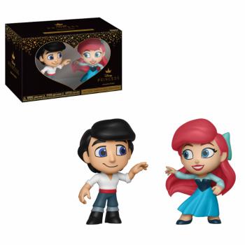DISNEY - Funko Mystery Mini 2-Pack - Eric & Ariel