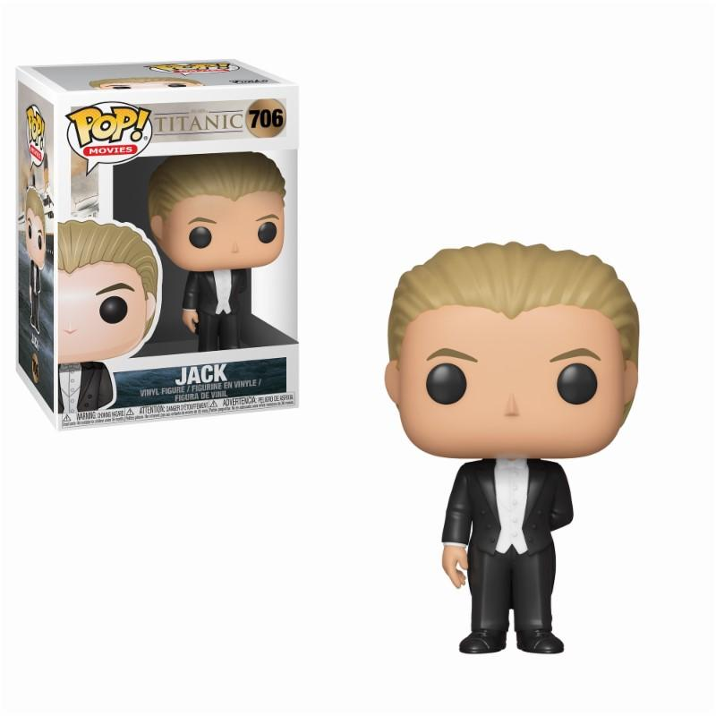 TITANIC - Bobble Head POP N° 706 - Jack