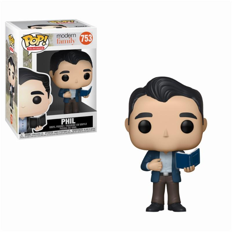 MODERN FAMILY - Bobble Head POP N° 753 - Phil_1