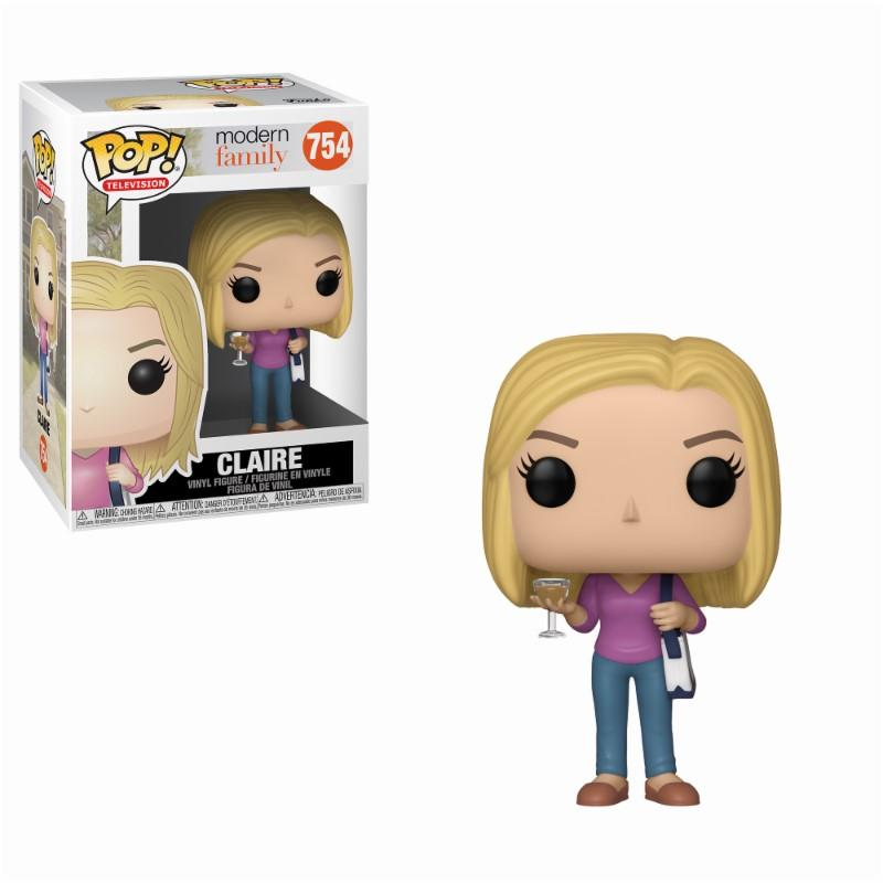 MODERN FAMILY - Bobble Head POP N° 754 - Claire_1