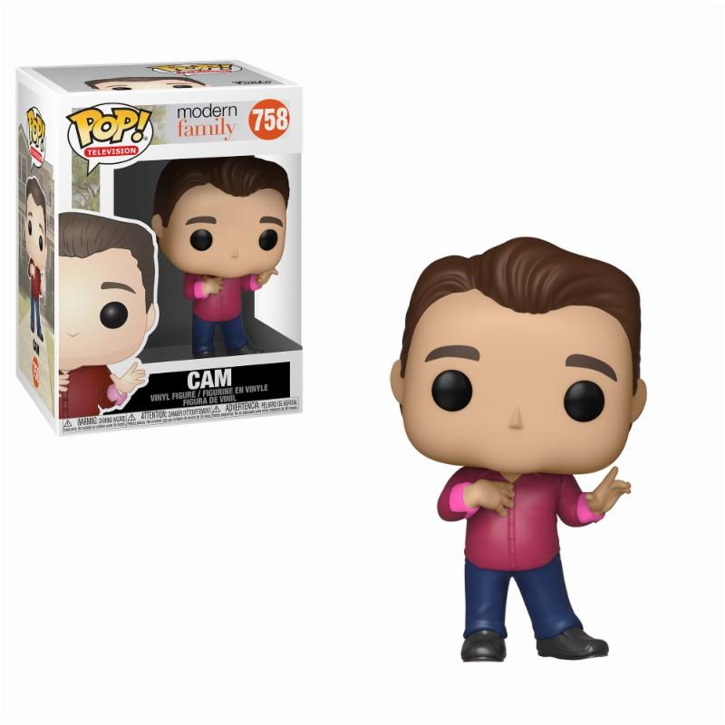 MODERN FAMILY - Bobble Head POP N° 758 - Cam_1