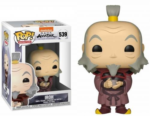 AVATAR The Last Airbender - Bobble Head POP N° 539 - Iroh