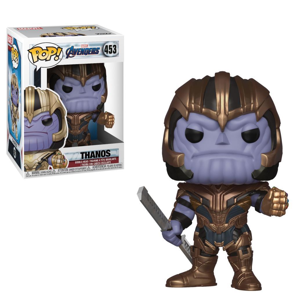AVENGERS ENDGAME - Bobble Head POP N° 453 - Thanos