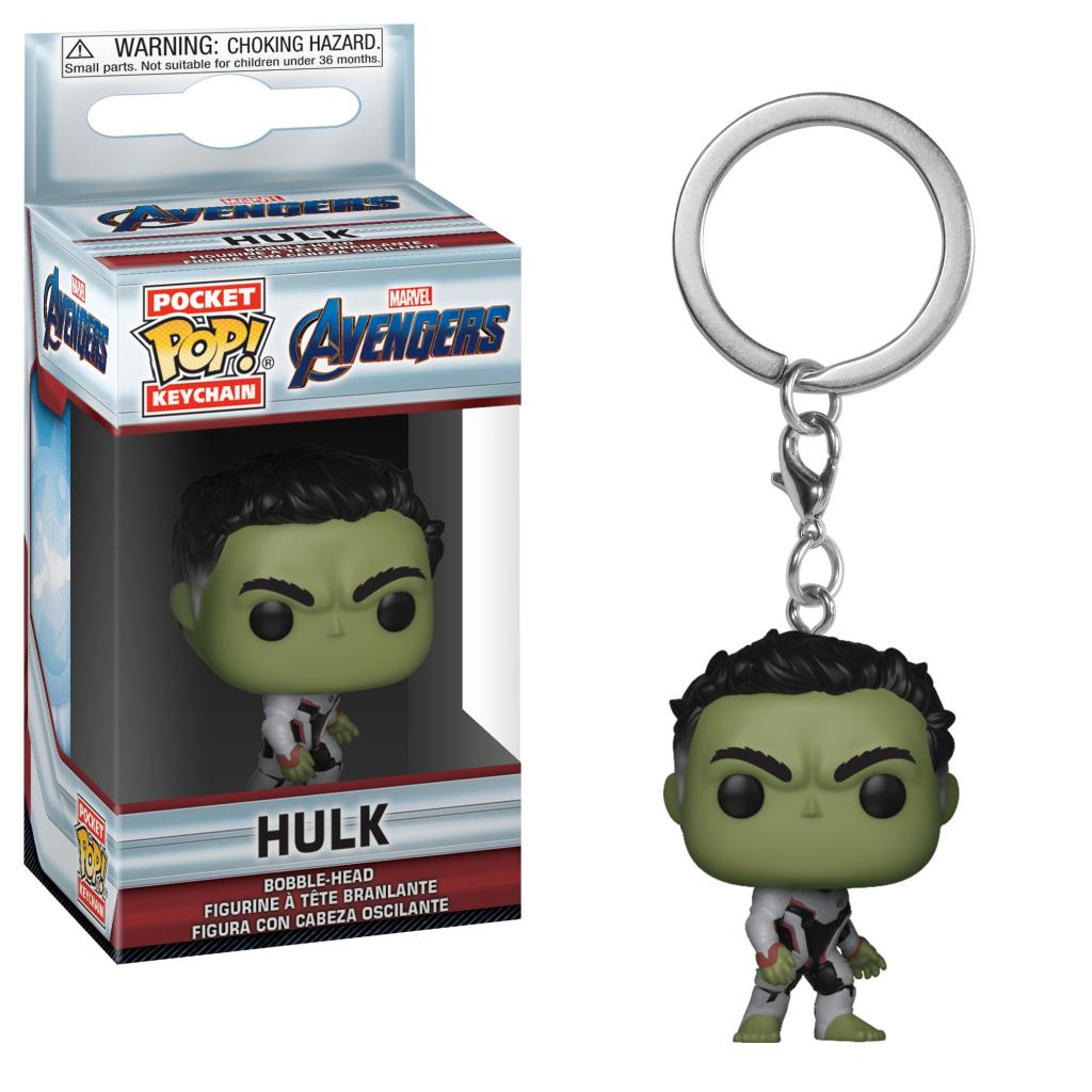 Pocket Pop Keychains : AVENGERS ENDGAME - Hulk_1