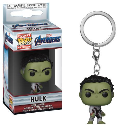Pocket Pop Keychains : AVENGERS ENDGAME - Hulk