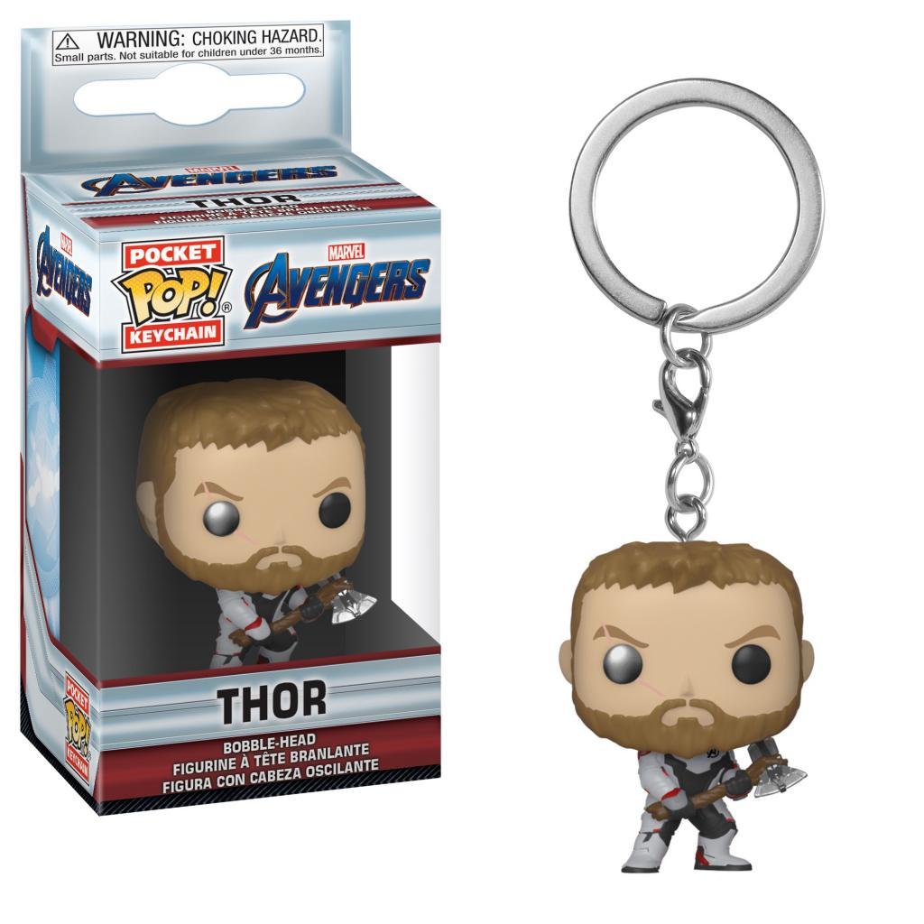 Pocket Pop Keychains : AVENGERS ENDGAME - Thor