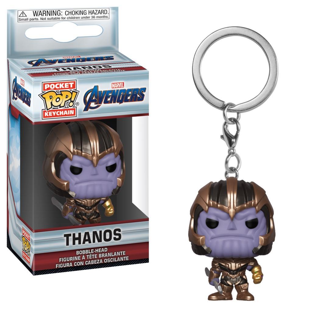 Pocket Pop Keychains : AVENGERS ENDGAME - Thanos
