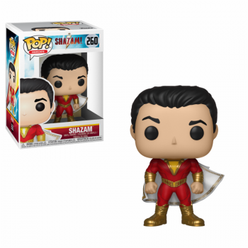 SHAZAM - Bobble Head POP N° 260 - Shazam