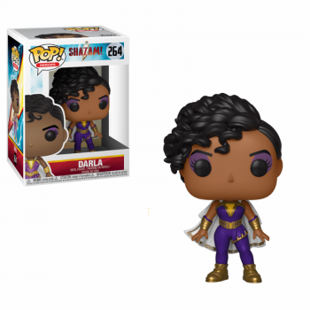 SHAZAM - Bobble Head POP N° 264 - Darla