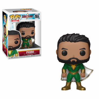 SHAZAM - Bobble Head POP N° 265 - Pedro