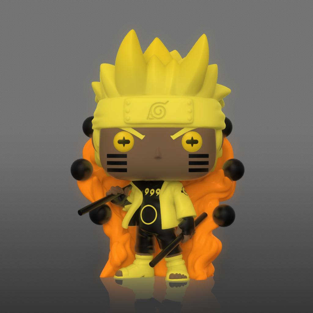 NARUTO - Bobble Head POP N° xxx - Naruto Six Path Page (Glow)_1
