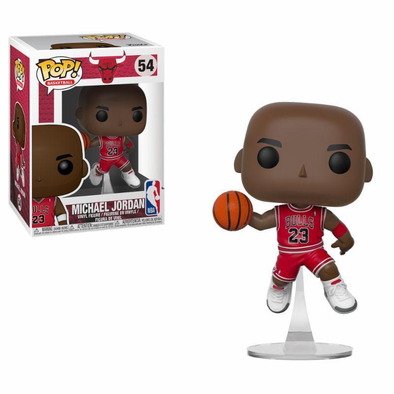 NBA - Bobble Head POP N° 54 - Michael Jordan (Bulls)