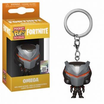 Pocket Pop Keychains : FORTNITE - Omega Full Armour
