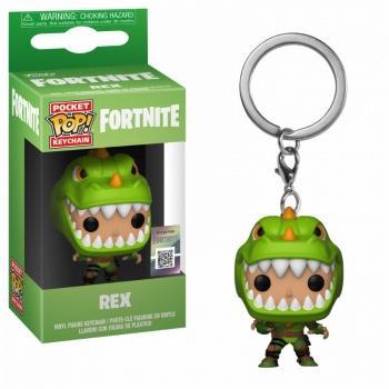 Pocket Pop Keychains : FORTNITE - Rex