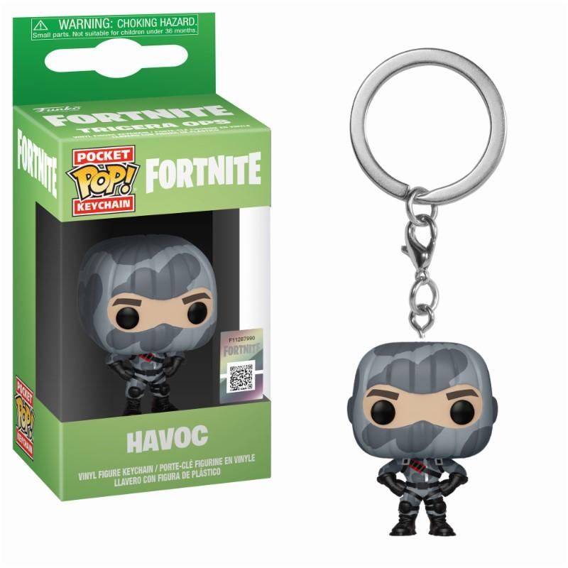 Pocket Pop Keychains : FORTNITE - Havoc