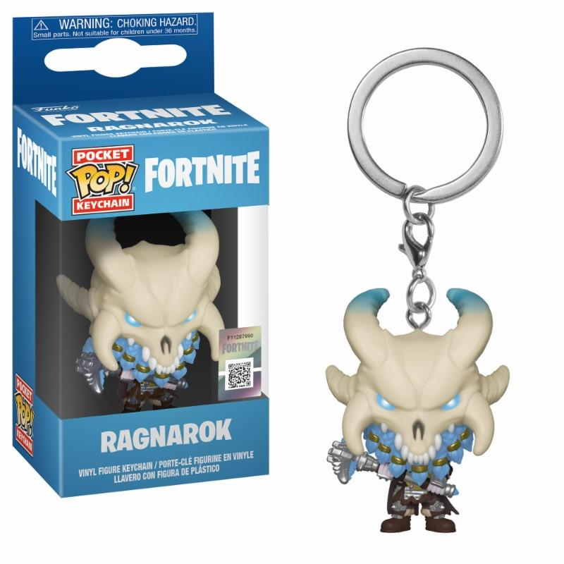 Pocket Pop Keychains : FORTNITE - Ragnarok