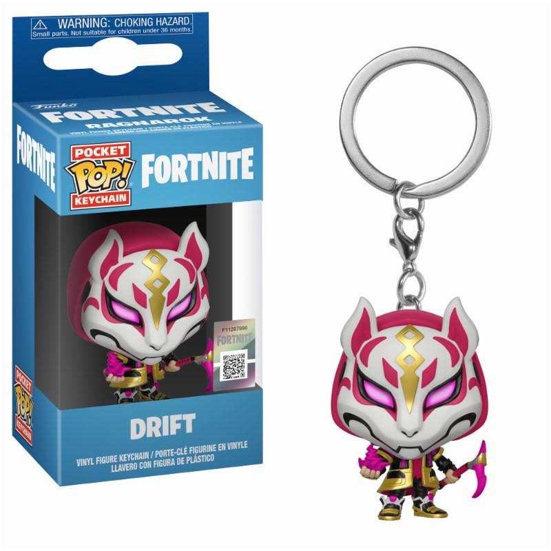 Pocket Pop Keychains : FORTNITE - Drift