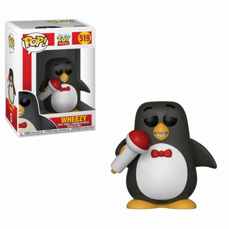 DISNEY - Bobble Head POP N° 519 - Toy Story : Wheezy