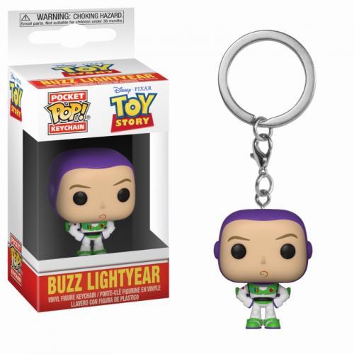 Pocket Pop Keychains : Disney : Buzz - Toy Story