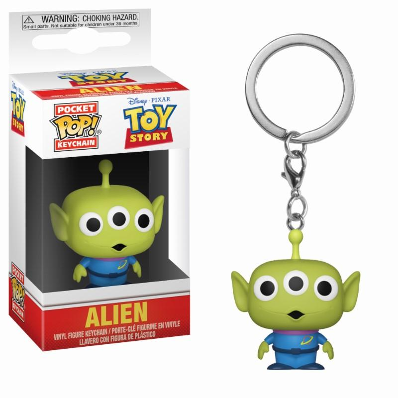 Pocket Pop Keychains : Disney : Alien - Toy Story